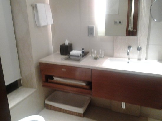 Hyatt Amritsar: Bathroom