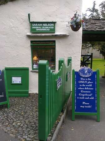 The Grasmere Gingerbread Shop (Sarah Nelson's) : The Gingerbread Shop
