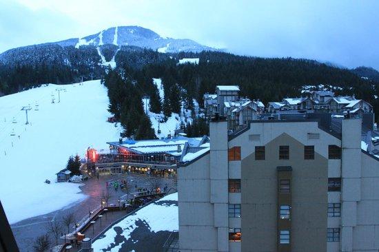 Sundial Boutique Hotel : Vista do quarto 801