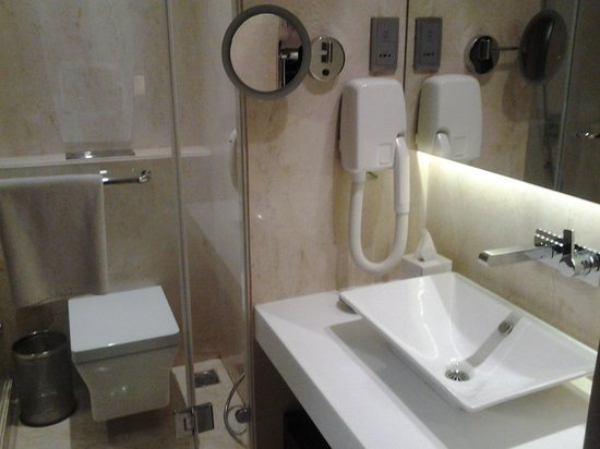 Holiday Inn Chandigarh Panchkula : bathroom 2