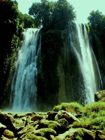 Curug Cikaso: The Falls