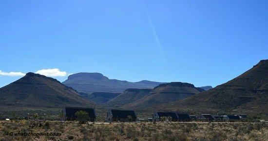 Karoo National Park Unterkunfte: Main camp at Karoo