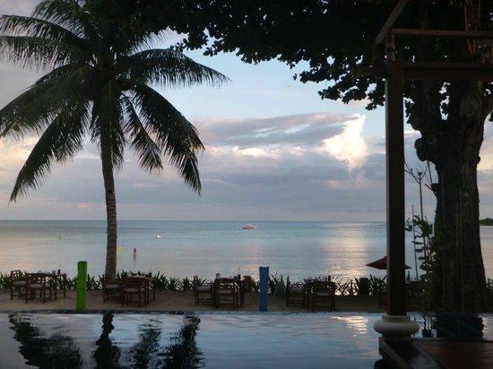 The Briza Beach Resort Samui: The beach