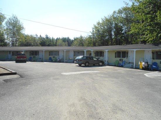 Robbins Motel: Panoramica camere