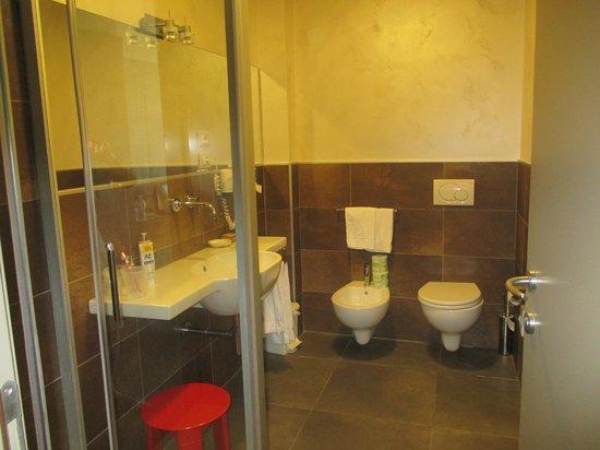 Bellettini Hotel: bagno