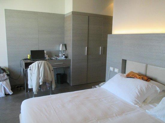 Bellettini Hotel: camera