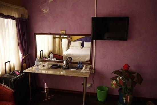 Delta Hotel: Room