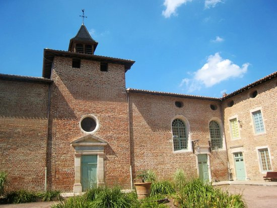 Musee traditions et vie : l'ancien hopital