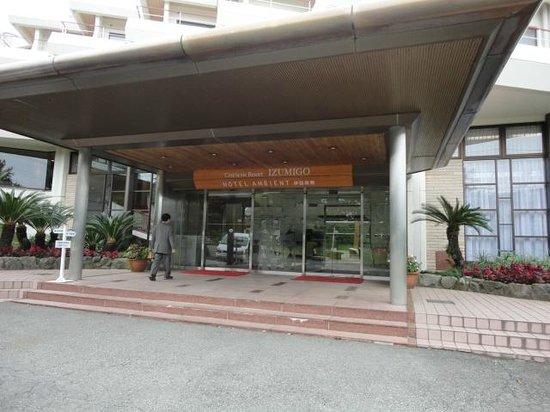 Hotel Ambient Izukogen Honkan : genkan