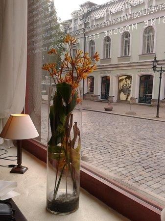 Savoy Boutique Hotel: завтрак в ресторане MEKK (нежнейшая выпечка, превосходный кофе, свежевыжатые соки... но советую