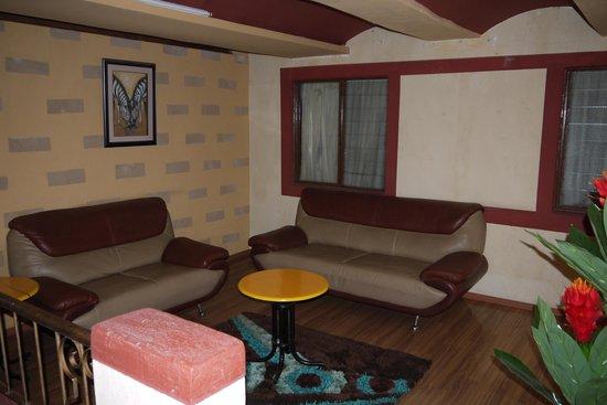 Delta Hotel: Lounge
