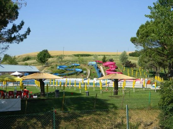 Parco Acquatico Tavernelle: Panoramica
