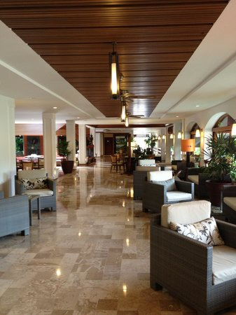 Santiburi Beach Resort & Spa : hotel