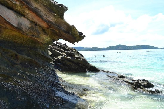Khai Island : stone