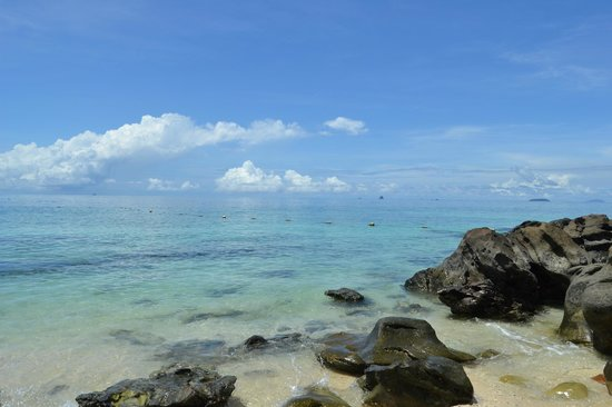 Khai Island : beach