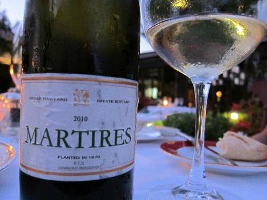 Marbella Club Grill: Mártires 2010