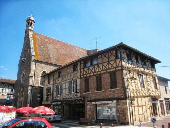 Cité médiévale de Chatillon-sur-Chalaronne