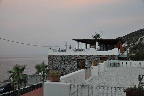 Hotel Residence Acquacalda: ristorante con terrazz (convenzionato)