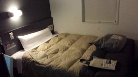 Super Hotel Asahikawa: 清潔感があり熟睡できました。