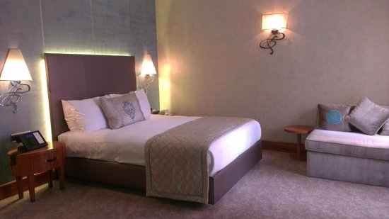 Biz Cevahir Hotel: Superior Double Room (Room 101)
