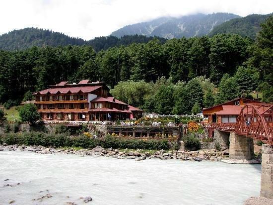 Hotel Heevan Pahalgam: heevan