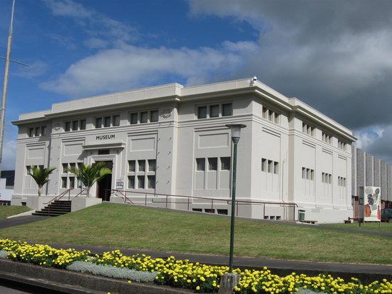 Wanganui, Nouvelle-Zélande : Whanganui Regional Museum