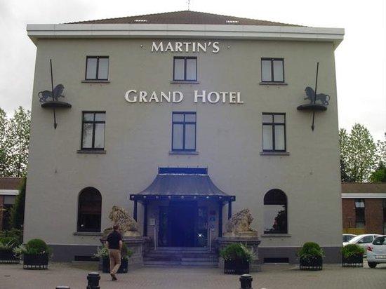 Martin's Grand Hotel : hotel