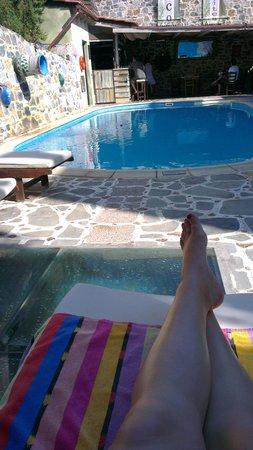 Balsamico Traditional Suites: Zwembad; klein maar fijn