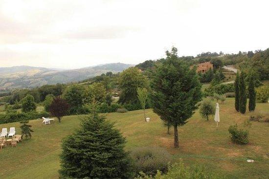 Villa di Carlo Spa&Resort : Il parco