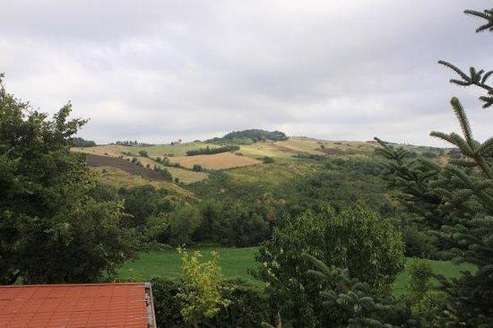 Villa di Carlo Spa&Resort: Panorama dalla camera