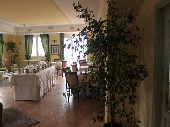 Villa di Carlo Spa&Resort: La Sala delle tisane