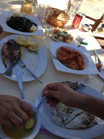 Filoxenia Seaside Grill: Προσθήκη λεζάντας