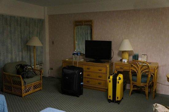 Ilima Hotel: スペース十分です