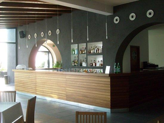 Hotel Santa Tecla Palace: le bar