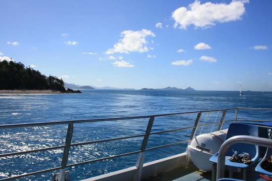 Whitsunday Island Adventure Cruises: Beautiful Whitsundays