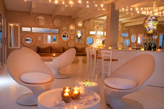 White Pearl Resorts, Ponta Mamoli: Beach Bar