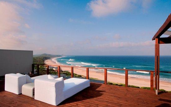 White Pearl Resorts, Ponta Mamoli: Pool Suite View