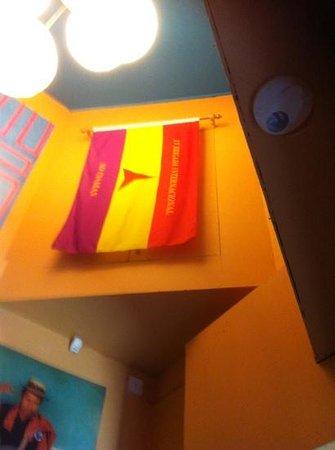 Sandino's Cafe Bar: No Pasaran !