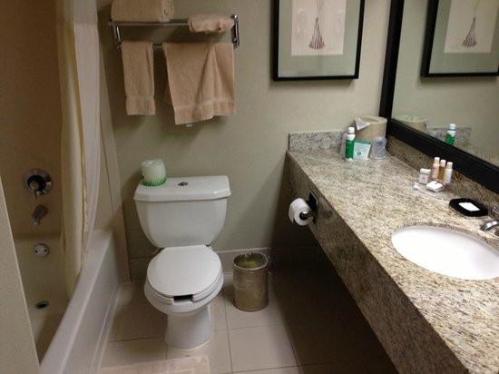 Best Western Plus Gateway Hotel Santa Monica : bagno