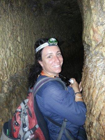 Guide Touristique a Jerusalem Day Tours: Dans le Tunnel de la Source de Siloé !