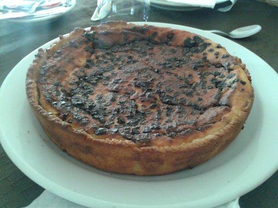 Torre del Cardo: la torta ricotta e cioccolato: ancora ci penso!!!