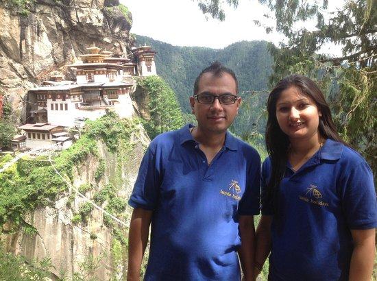 Lumle Holidays - Day Tours: Tiger's Nest Bhutan