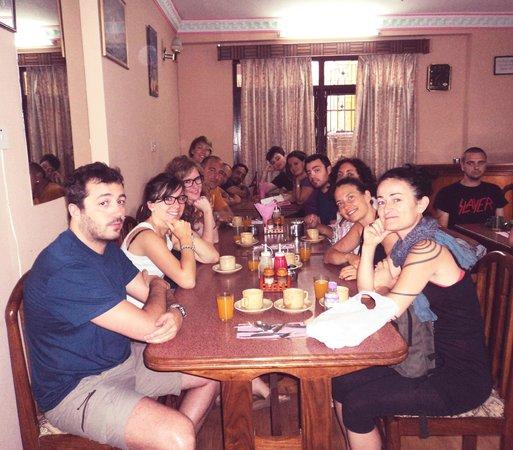 Hotel Lai Lai : Restaurant dining hall