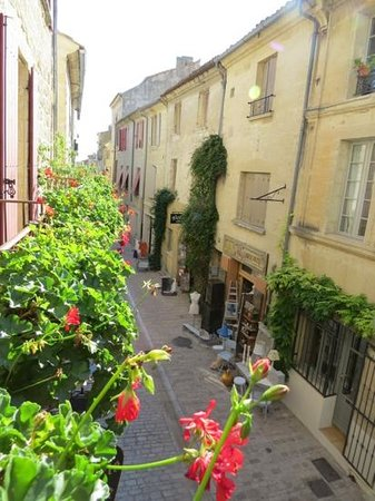 Hostellerie Provencale : simply beautiful