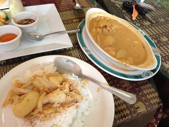 Thai House: yum!