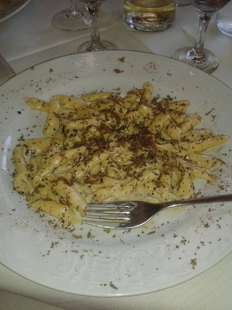Tavern Istranka : Pasta with truffles