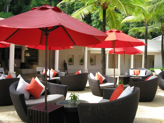 Amari Phuket: มุมมองจากห้องอาหาร