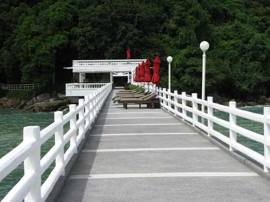 Amari Phuket: สะพานท่าเรือ