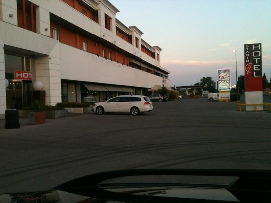 Stadio Hotel: Hotel Stadio