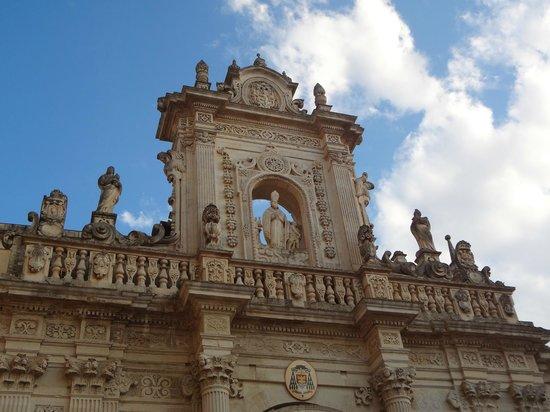 Torre del Cardo: La meravigliosa Lecce (circa 30 min. in auto)